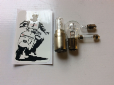 BULB KIT 12V( HALOGEN HEADLIGHT BULB)